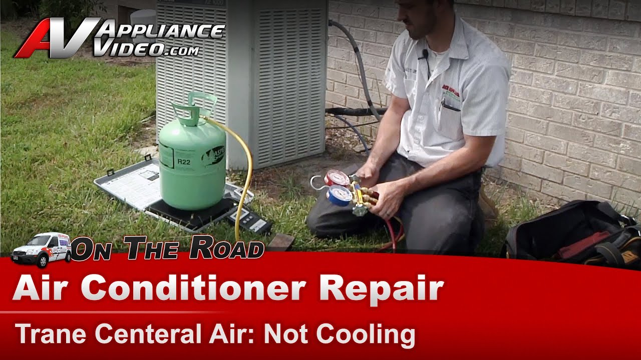 Central Air Conditioner Repair Not Cooling How To Scale