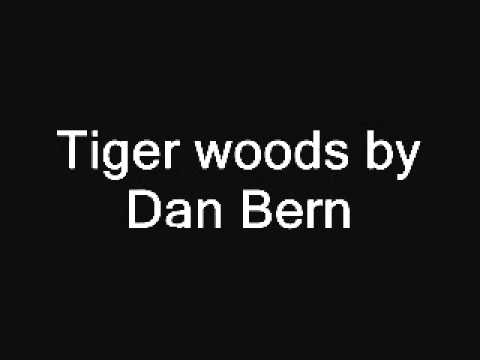 Tiger Woods by Dan Bern