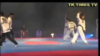 BreakDance Vs Taekwondo