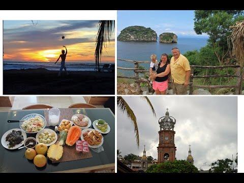 Nuevo & Puerto Vallarta Vacation Mexico Travel Vlog