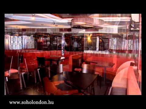 Soho London Budapest Rendezvényhelyszín bemutató film