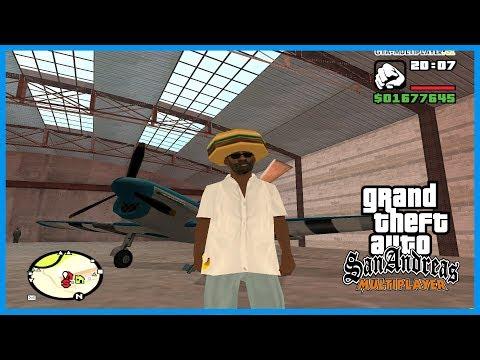 PAŠOVÁNÍ DROG PŘES CELÝ SERVER! (GTA San Andreas Multiplayer #63)