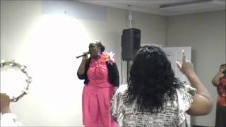 War Cry - Apostle Stacey Woods