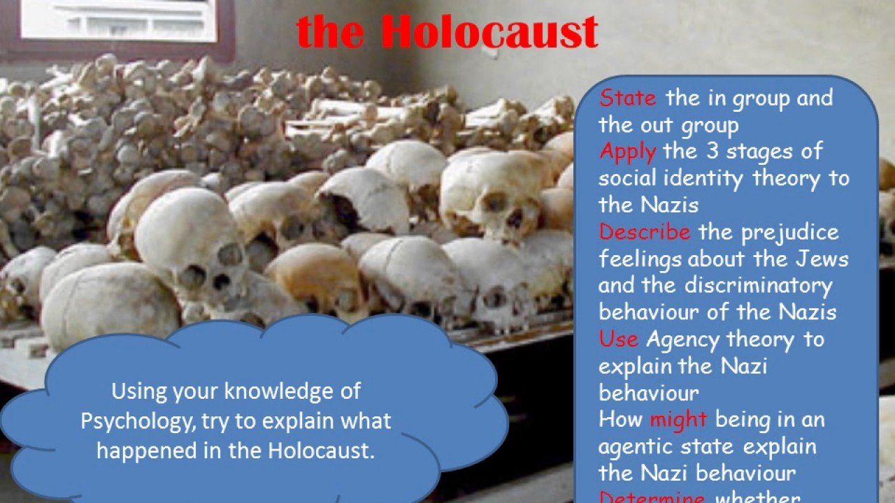 3 stages of the holocaust