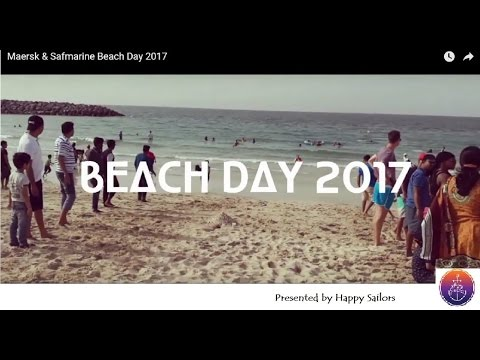 Maersk & Safmarine Beach Day 2017