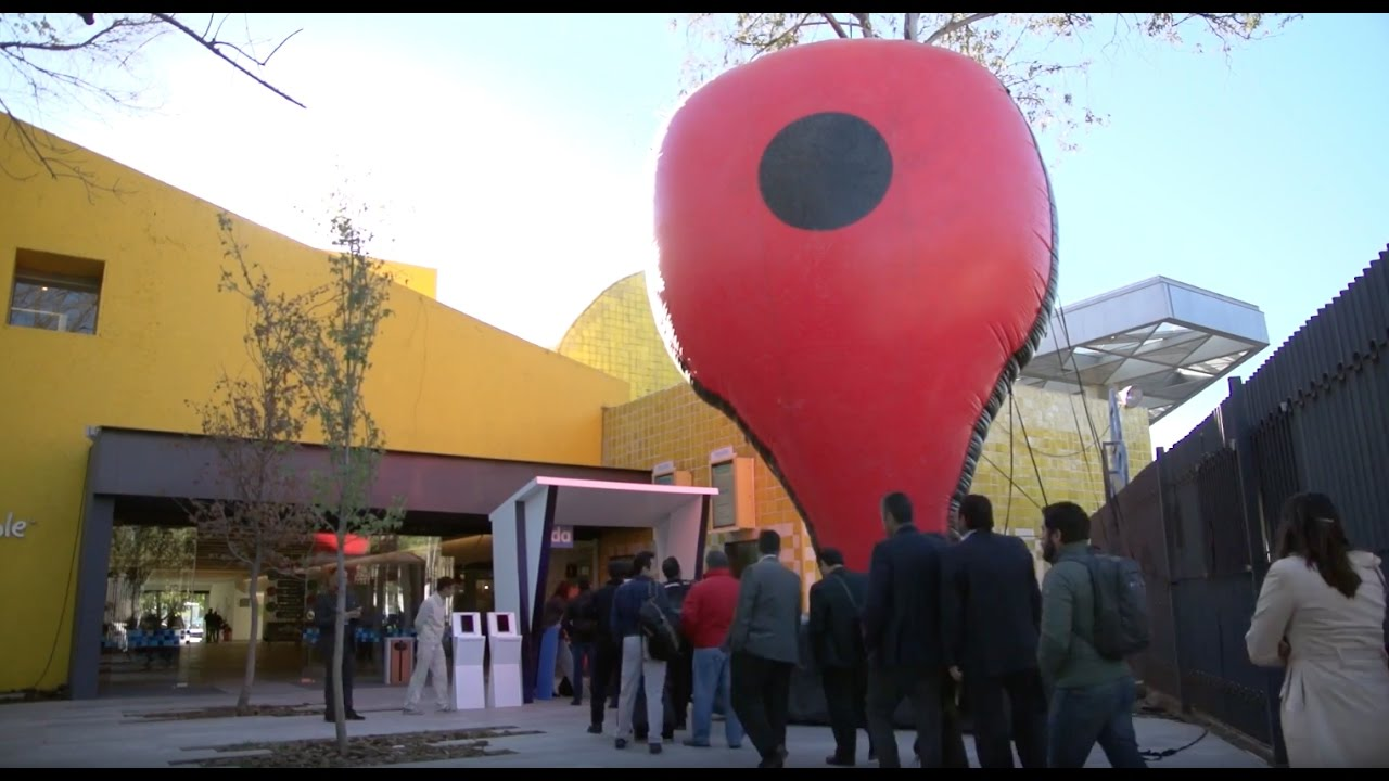 Google Maps Beyond the Road: Highlights from Mexico City - YouTube on