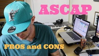 ascap   pros and cons