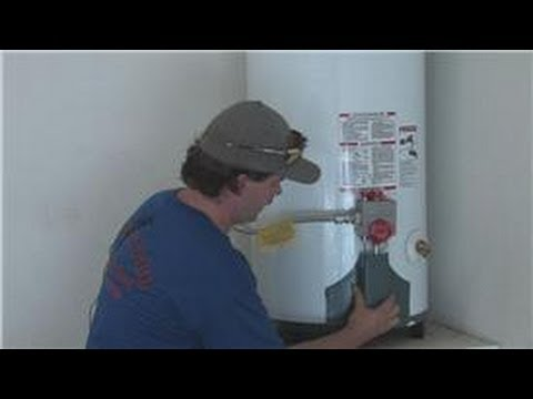 Hot Water Heaters : How to Troubleshoot the Pilot in a Hot W