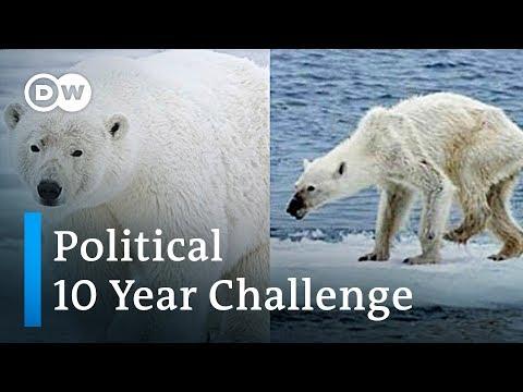 10 Year Challenge turns political | DW News