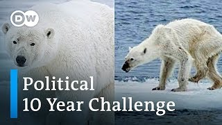 10 Year Challenge turns political | DW News