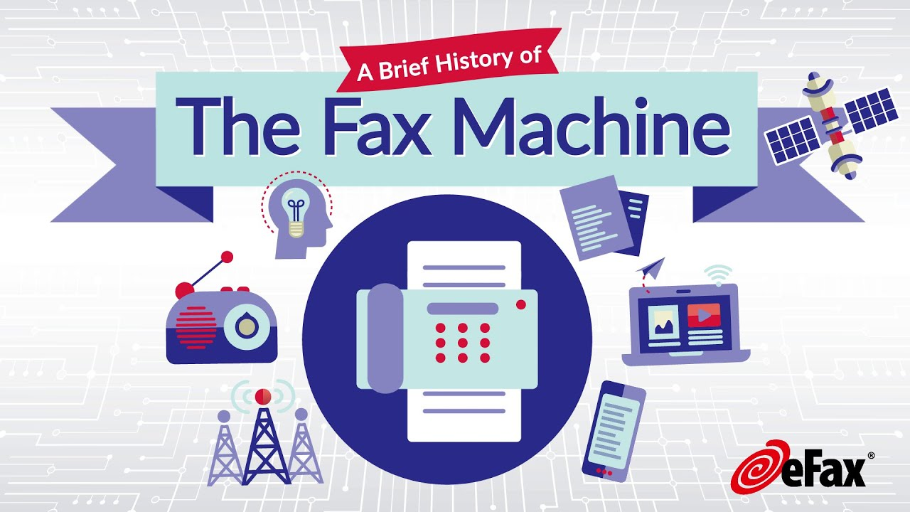 Fast Fax Facts A Brief History Of The Fax Machine