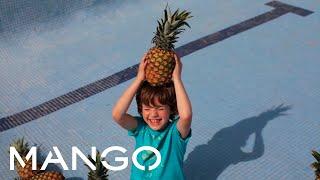 "MANGO KIDS - Lookbook ""Swimming pineapple"""