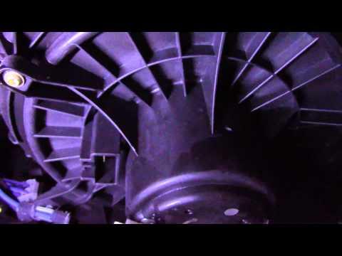 2010 Grand Caravan Blower Motor Replacement