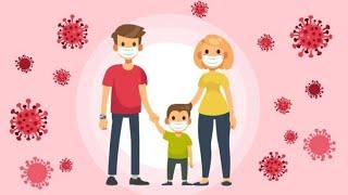 أطفال كورونا | دور الاطفال فى مكافحة كورونا | مع حواديت ماما نونا