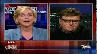 Michael Moore on The War Room With Jennifer Granholm, 12/12/12, Part 2