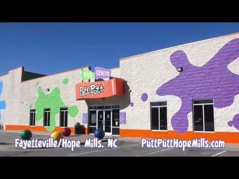 Putt-Putt Fun Center Fayetteville/Hope Mills, NC