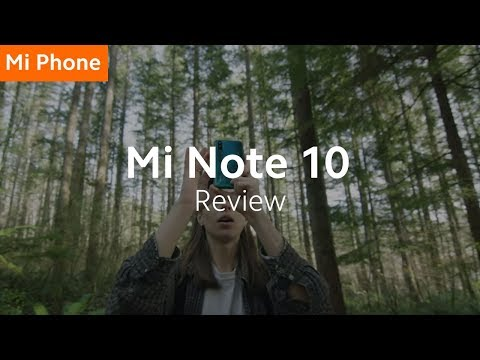Xiaomi x Moment: #MiNote10 Real World Review