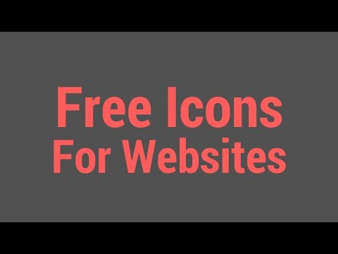 Free Icons For Websites