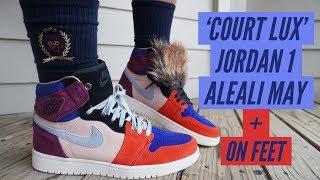 aj1 court lux