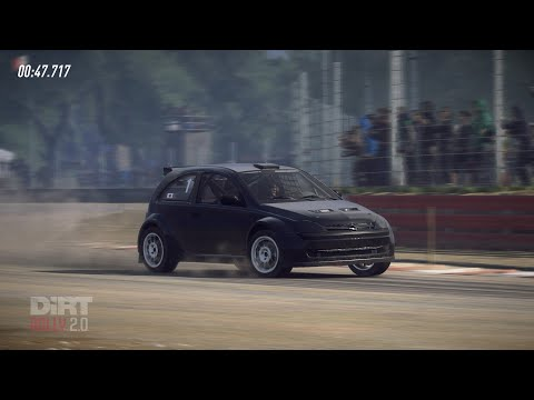 【DiRT Rally 2.0】World Series2020|RX|1-3|RX S1600 |