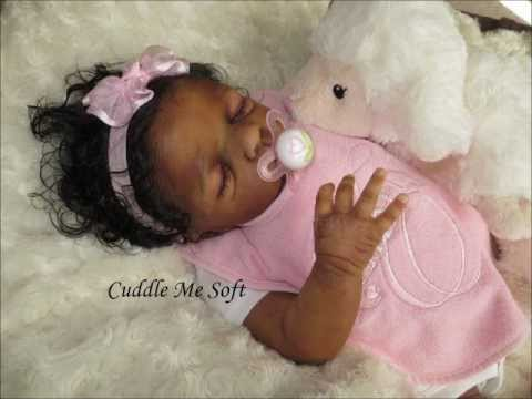 Adopted Emily Aa Ethnic Reborn Baby Youtube