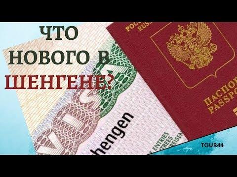 Что нового в шенгенской визе в 2020