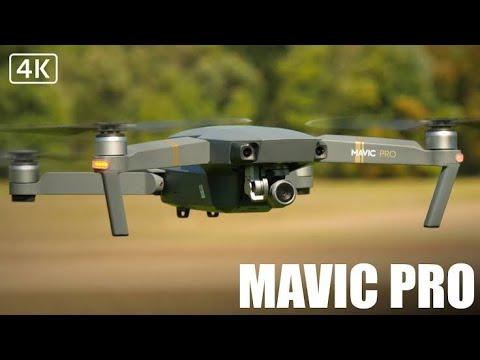 DGI Drone Mavic Pro Review - YouTube
