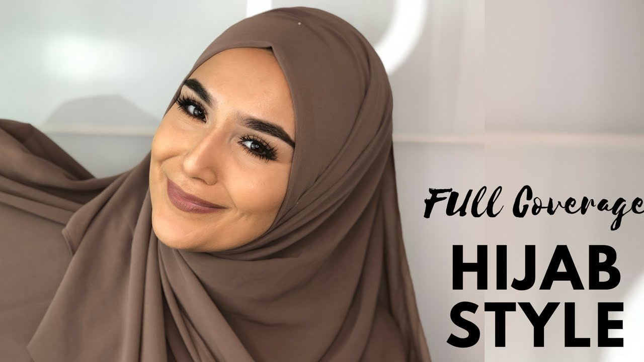 Full Coverage Hijab Style I Hijab Is My Diamond Hijab Tutorial Youtube