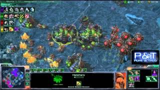 (HD483) mTw vs FXO - 2v2 - TZvTZ - Starcraft 2 Replay [FR]