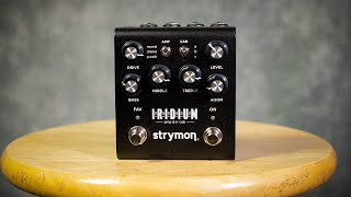 Strymon Iridium: Amp Modeler / Cab IR Goodness!