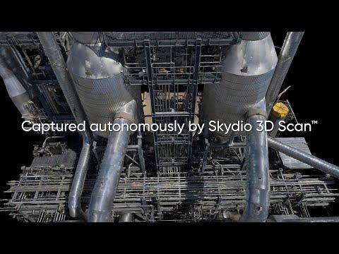 Skydio 3D Scan™ | Semi-conductor Facility
