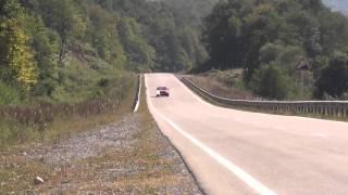 BMW 3 Series E46 coupe веселый тест драйв
