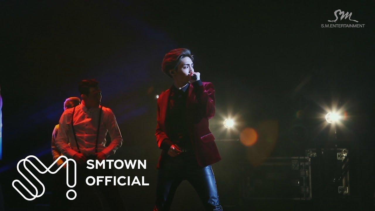 JONGHYUN 종현 '데자-부 (Déjà-Boo) (feat. Zion.T)' MV (Showcase Stage @SMTOWN THEATRE)