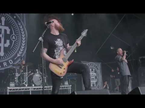Heart of a Coward -Shade -Bloodstock 2016