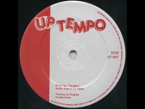 "Papa Monkey - Waterman Style + Dub - 12"" Uptempo 1985 - KILLER DJ 80'S DANCEHALL"