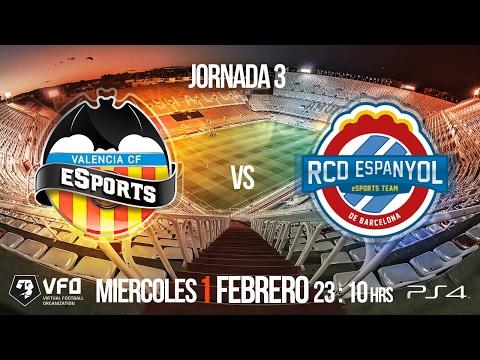 Valencia CF eSports - Espanyol eSports | VFO Spain 1ªDivisión