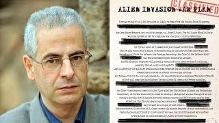 UFO Researcher Nick Pope Presents Alien Invasion War Plan