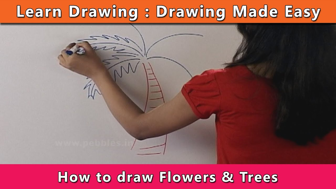 Flowers Drawing For Kids at GetDrawings.com | Free for ...