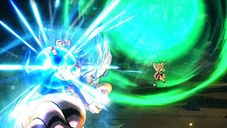 Full Force Kamehameha Overpower All Ultimates?! - Dragon Ball Xenoverse 2