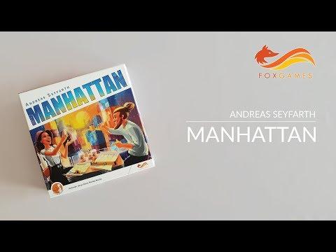 Manhattan - zasady gry