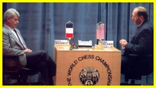 Spassky vs Fischer - Chess Game 12, 1992 Match