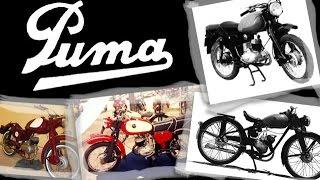 La moto Puma (primera motocicleta Argentina)
