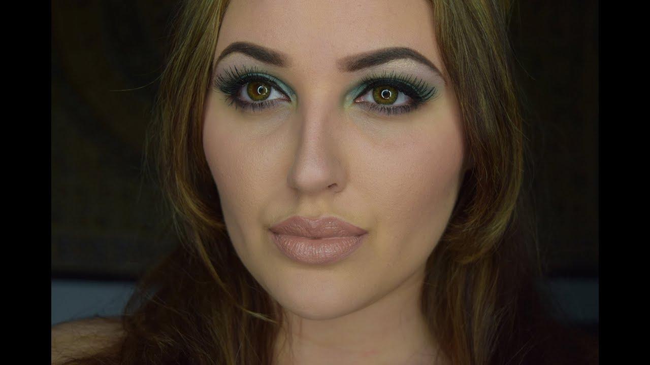 1960s makeup tutorial youtube