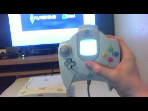 Dreamcast HDMI Mod