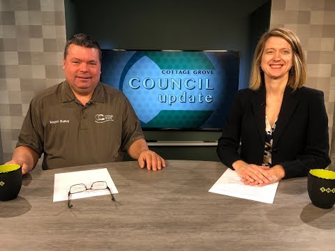 Cottage Grove Council Update 61 Marine & Sports Expansion