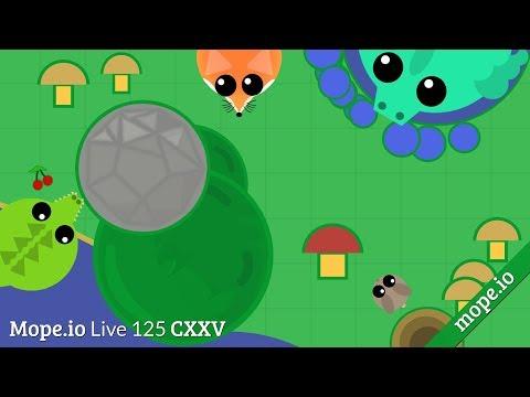 The Dance of the Dragon | Mope.io Live 125 CXXV | [TB] Teddy Bear
