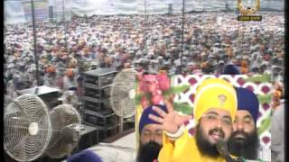 [Dekho Ji Jigre Mavan De] (Malout 30.8.2012) Sant Baba Ranjit Singh Ji Dhadrian Wale .....