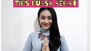 Tips & Tricks PUASA SEHAT | Clarin Hayes