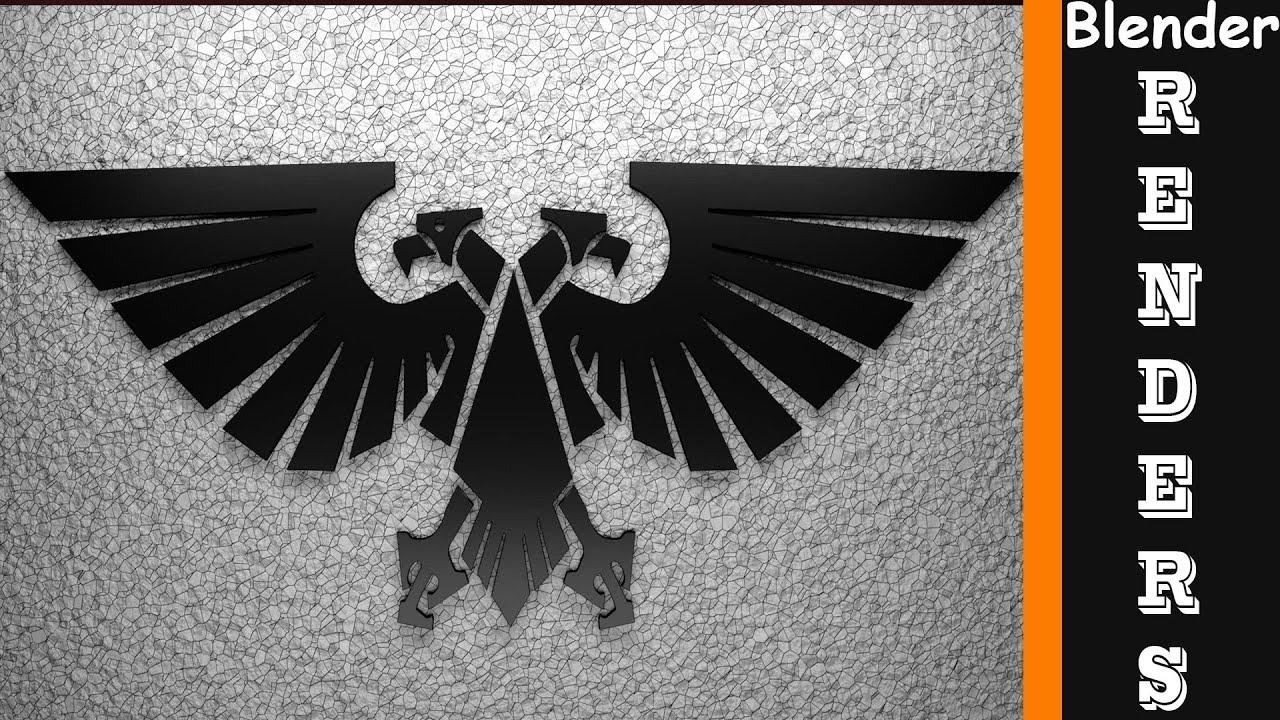The Imperial Aquila Timelapse Blender Kidus Ehsetu Youtube
