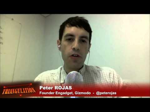 How Peter Rojas Started Gizmodo: Triangulation 157